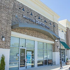 West Cobb Dentist Office store front thumb