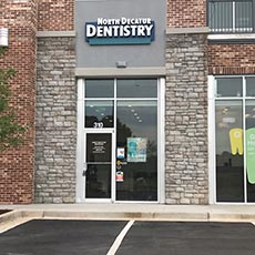 North Decatur  Dentistry store front thumb