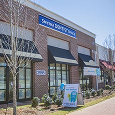 Smyrna Dentist Office store front thumb
