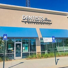 Dentists of Buford store front thumb