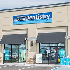 Lakeland Modern Dentistry store front thumb