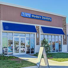Viera Modern Dentistry store front thumb