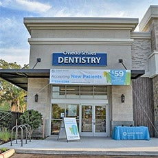 Oviedo Smiles Dentistry store front thumb