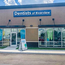 Dentists of Riverview store front thumb