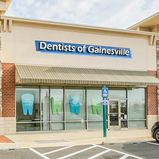 Dentists of Gainesville store front thumb