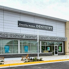 Chantilly Modern Dentistry store front thumb