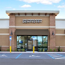 Port Orange Modern Dentistry store front thumb
