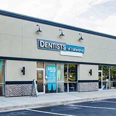 Dentists of Lakeland store front thumb