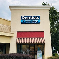 Dentists of Winter Springs store front thumb
