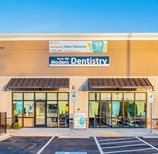 Rock Hill Modern Dentistry store front thumb