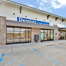 Dentists of West Columbia store front thumb