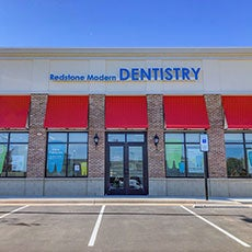 Redstone Modern Dentistry store front thumb