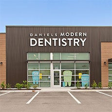 Daniels Modern Dentistry store front thumb