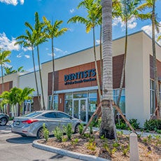 Dentists of Palm Beach Gardens store front thumb