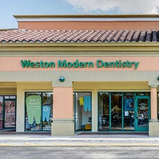 Weston Modern Dentistry store front thumb