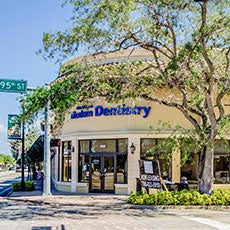 Miami Shores  Modern Dentistry store front thumb