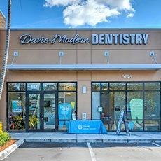 Davie Modern Dentistry store front thumb