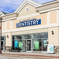 Mansfield Modern Dentistry store front thumb
